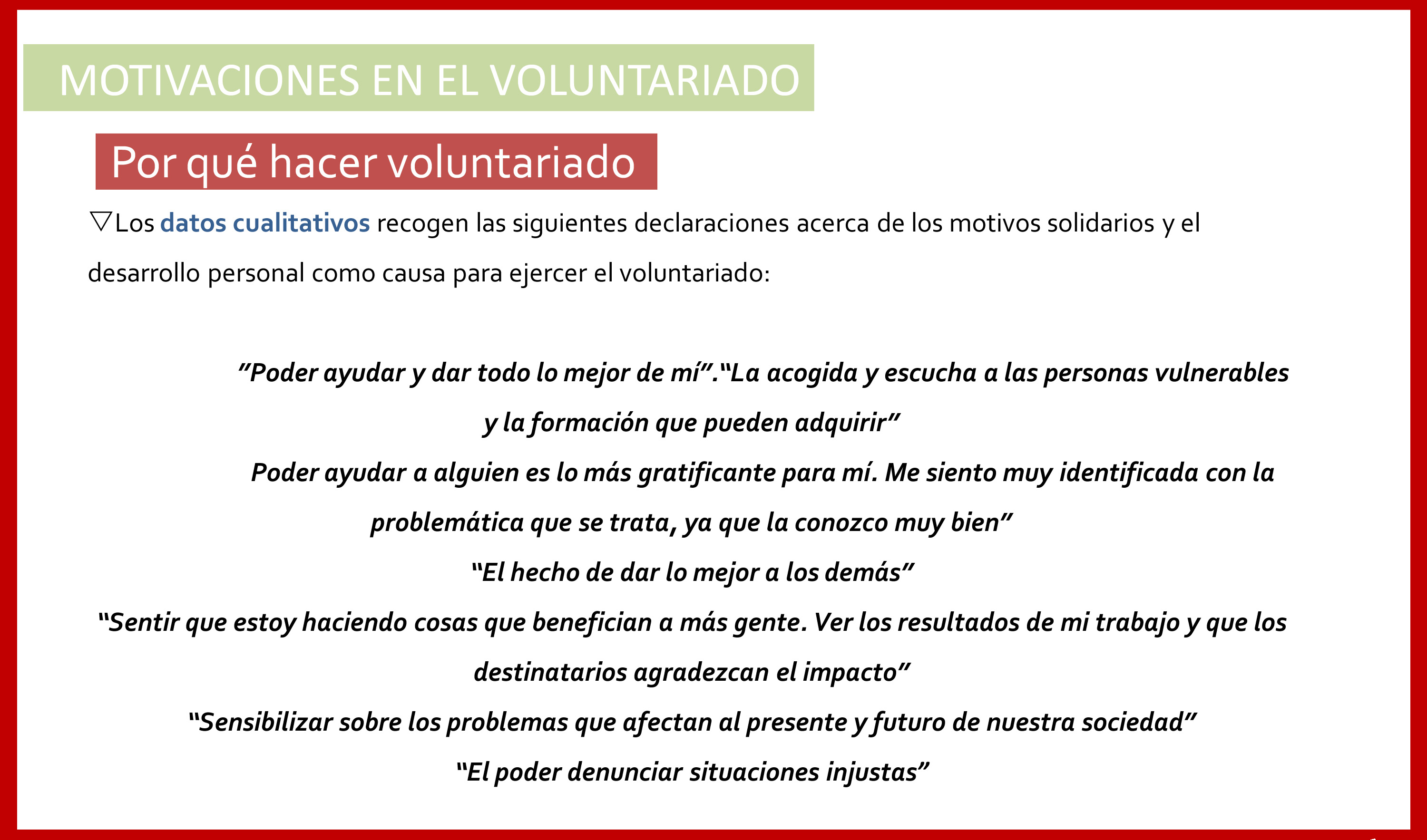 perfil_voluntariado_madrid_persona voluntaria motivaciones_