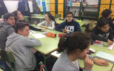La Vocalía de Actividades refuerza la línea formativa en centros educativos